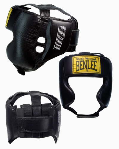BenLee Leather Headguard TYSON