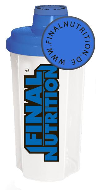 Final Nutrition Shaker