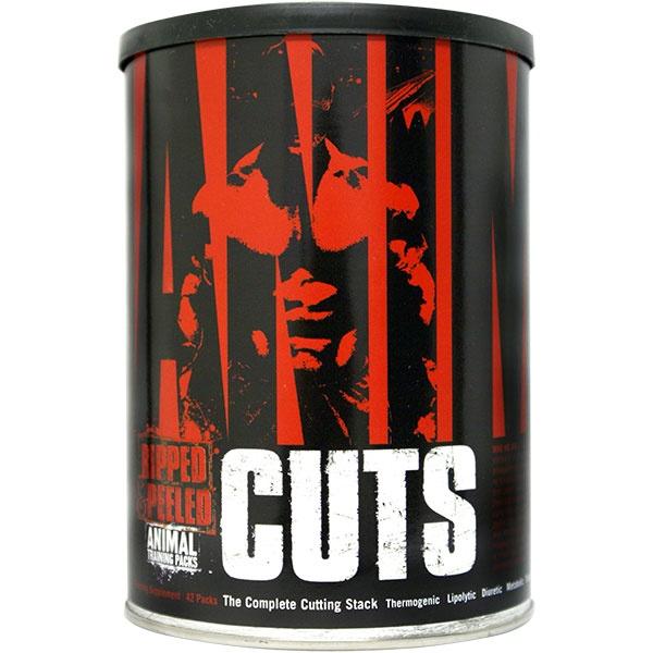 Universal Nutrition Animal Cuts, 42 Packs