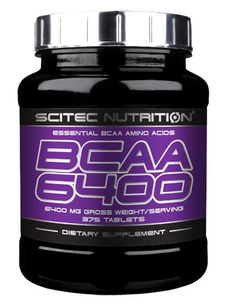 Scitec Nutrition BCAA 6400, 375 Tabl.