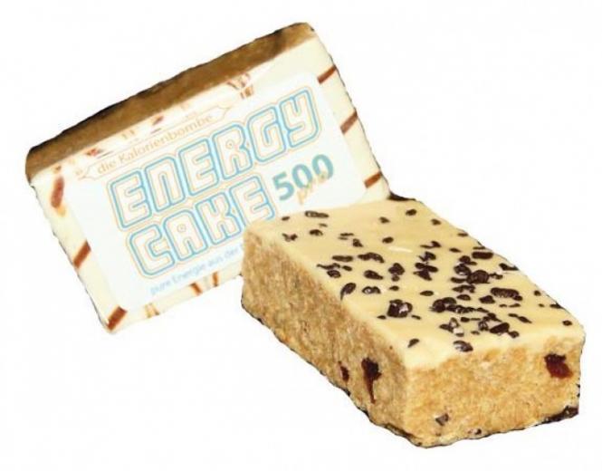 Energy Cake, 1 Riegel, 125g