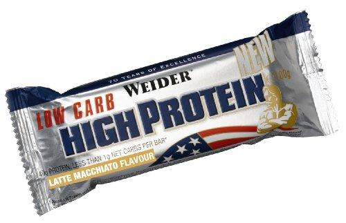 Weider 40% Protein Low Carb  Bar, 1 Riegel, 100g