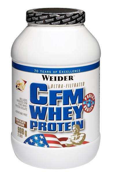 Weider CFM Whey, 908g