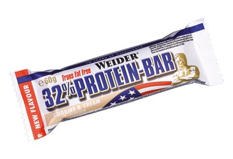 Weider 32% Protein Bar, 1 Riegel, 60g