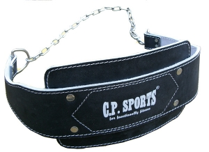 CP Sports Dip-Gürtel (Leder)