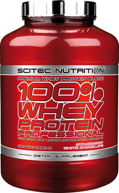 Scitec Nutrition 100% Whey Protein Professional, 2350g