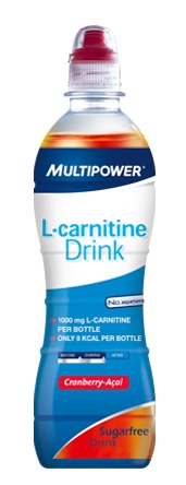 Multipower L-Carnitine Drink, 500ml