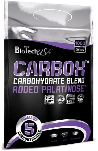 BioTech USA CarboX, 500g