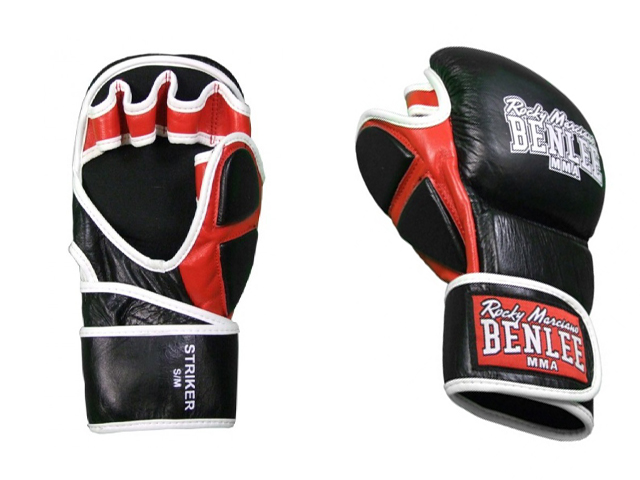 BenLee Leather MMA Sparring Glove STRIKER
