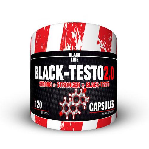BlackLine 2.0 Testo 2.0, 120 Kaps.