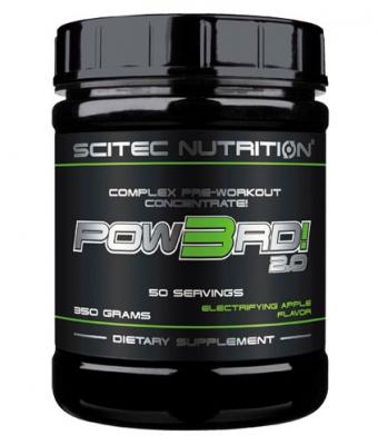 Scitec Nutrition Pow3rd! 2.0, 7g