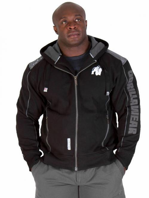 Gorilla Wear 82 Jacket, Black