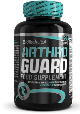 BioTech USA Arthro Guard, 120 Tabl.