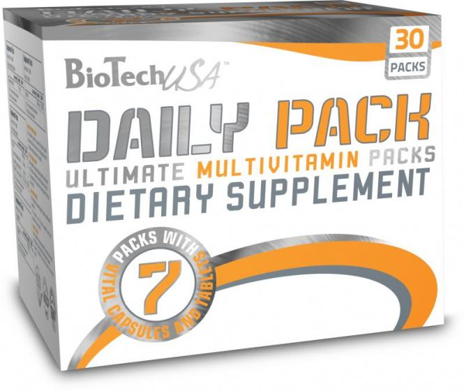BioTech USA Daily Pack, 30 Packs