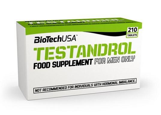BioTech USA Testandrol, 210 Tabl.