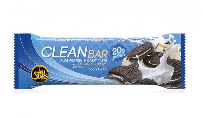 All Stars Clean Bar, 60g