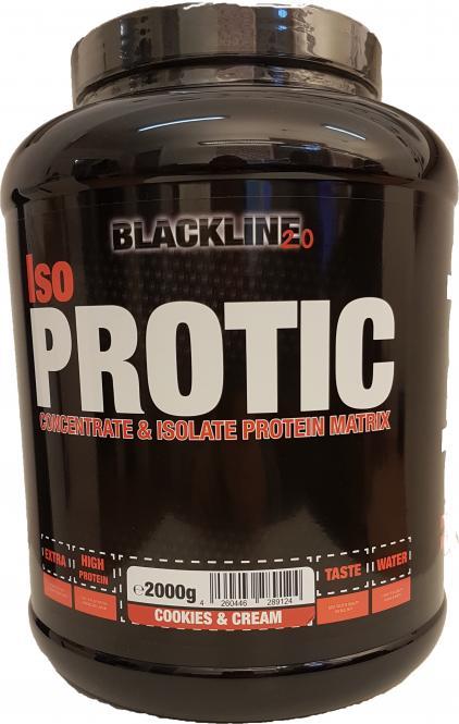 BlackLine 2.0 Iso-Protic 2.0, 2000g