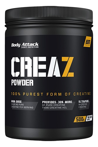 Body Attack Creaz Powder, 500g