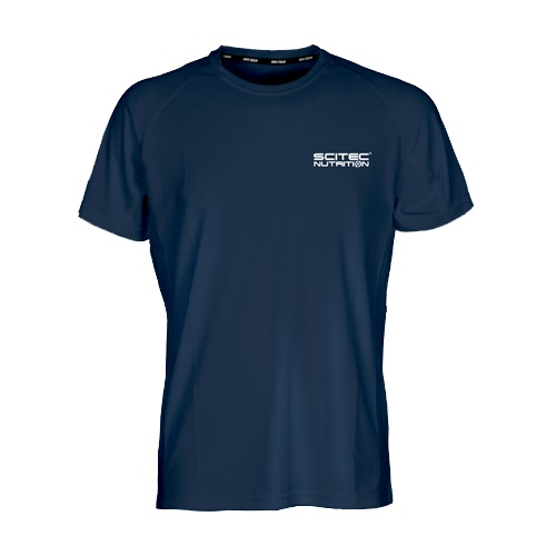 Scitec Nutrition T-Shirt Technical, Dark Blue