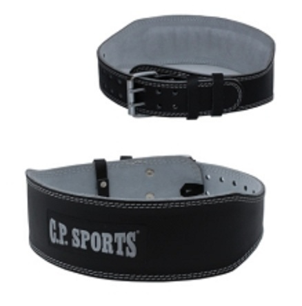 C.P. Sports Gewichthebergürtel Leder