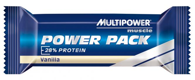 Multipower Power Pack, 1 Riegel, 35g