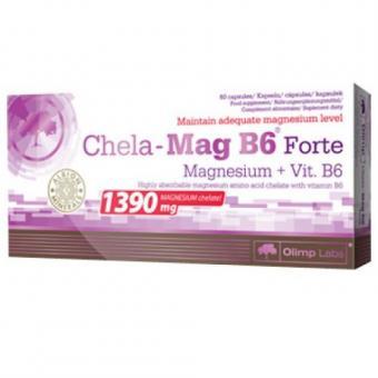 Olimp Chela-Mag B6 Forte, 60 Kaps.