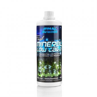 Final Nutrition Final Mineral Low Carb, 1000ml