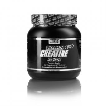 Nufoc Micronized Creatine Powder, 500g