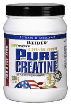 Weider Pure Creatine, 600g