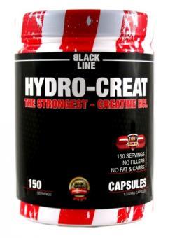BlackLine 2.0 Hydro-Creat, 150 Kaps.