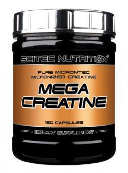 Scitec Nutrition Mega Creatine, 150 Kaps.