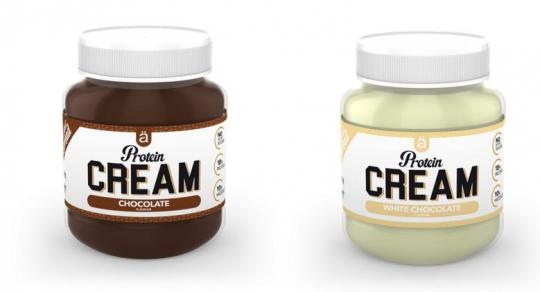 Ä Näno Supps Protein Cream, 400g