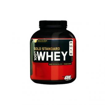 Optimum Nutrition 100% Whey Gold, 2273g