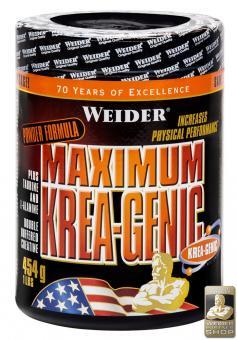 Weider Maximum Krea-Genic Powder, 454g