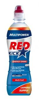Multipower Red Kick, 500ml