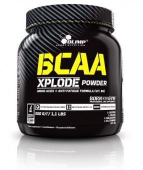 Olimp BCAA Xplode, 500g Zitrone