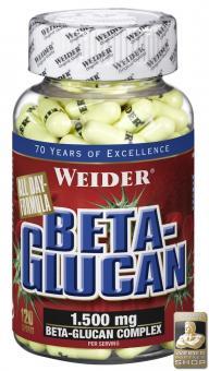 Weider Beta-Glucan, 120 Kaps.