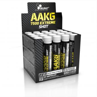 Olimp AAKG 7500 Extreme Shot, 1 Amp.