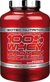 Scitec Nutrition 100% Whey Protein Professional, 2350g Chocolate Coconut