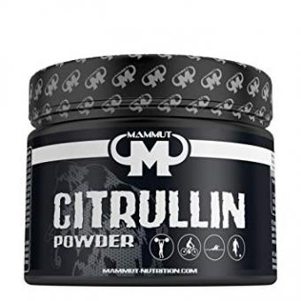 Mammut Citrullin Powder, 200g (MHD: 05/21)