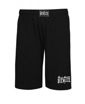 BenLee Basic Men Jersey Shorts, Black