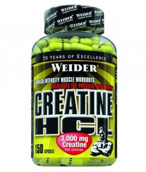 Weider Creatine HCL, 150 Kaps.
