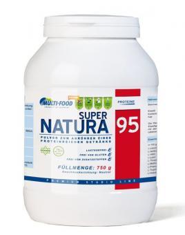 Multi Food Super Natura (Erbsenproteinisolat), 750g
