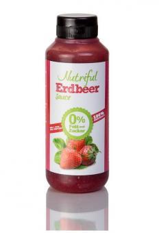 Nutriful Erdbeer Sauce, 265ml
