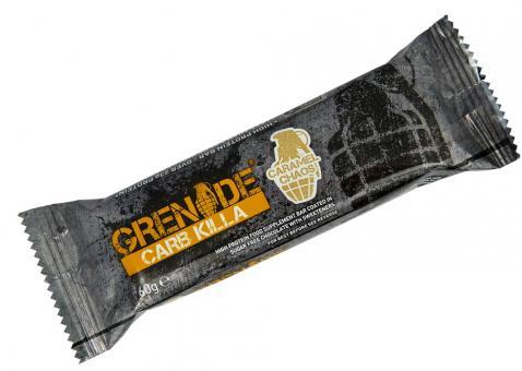 Grenade Carb Killa, 1 Riegel, 60g Cookies & Cream
