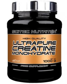 Scitec Nutrition Ultrapure Creatine Monohydrat, 1000g