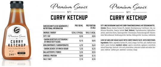 GOT7 Nutrition Premium Sauce, 240ml