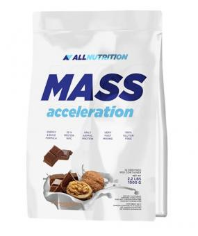 All Nutrition Mass Acceleration, 1000g