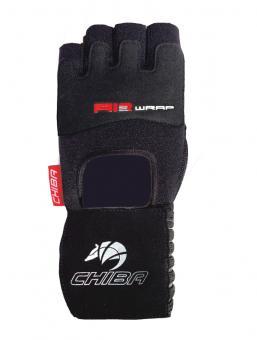 Chiba Airwrap Handschuhe, Black
