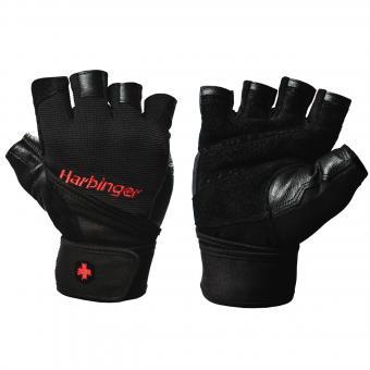 Harbinger Pro Wristwrap, Black